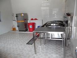 干净整洁的厨房